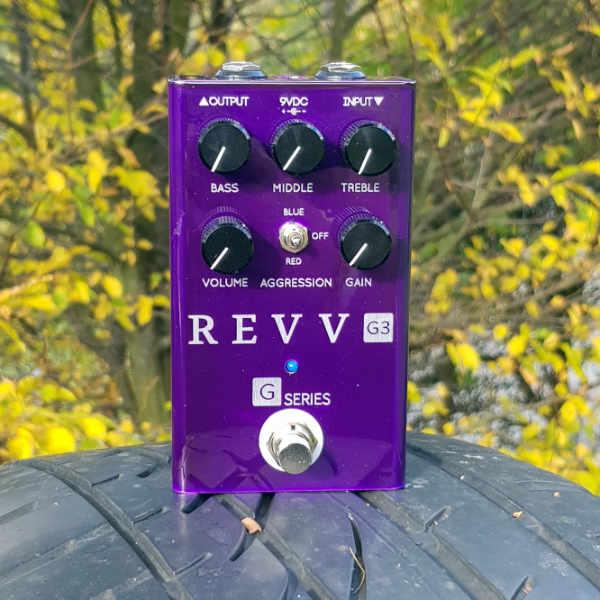 Revv G3 Break The Machine