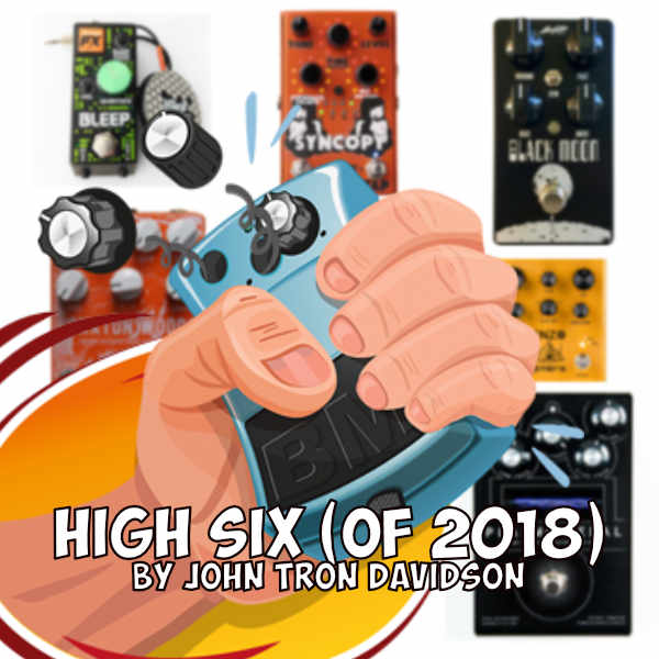 High Six (of 2018)