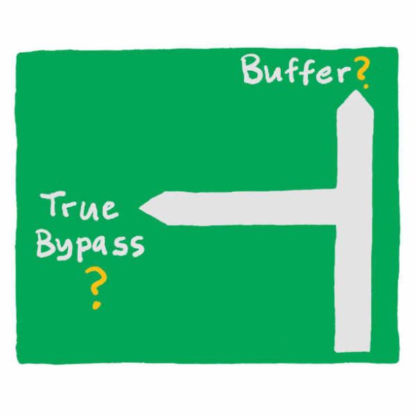 At a True Bypass…